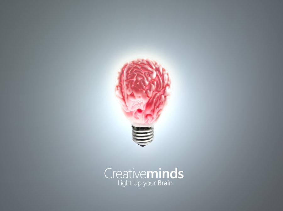 Creative Minds By Domino333 Just Creative Ads