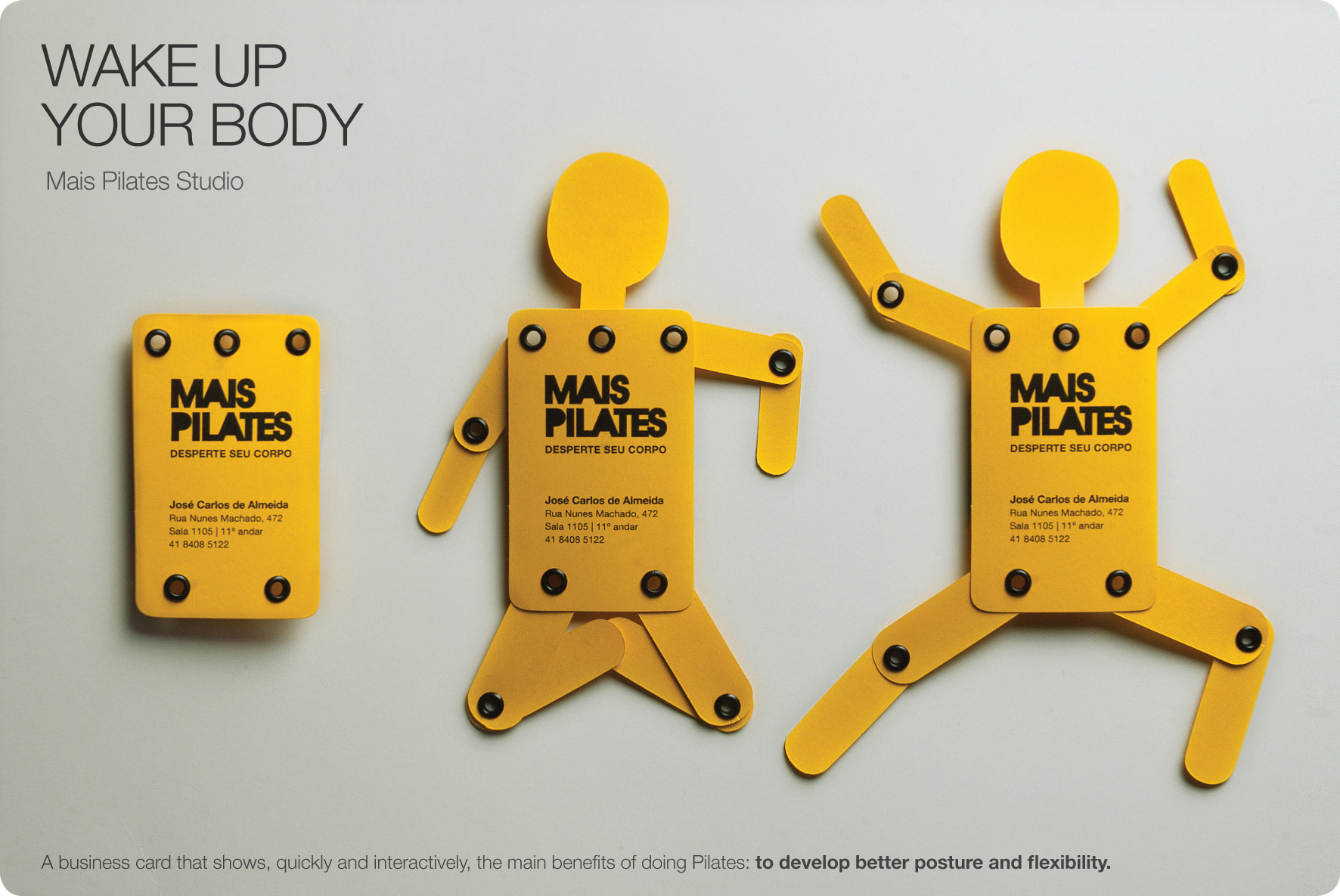 Mais-Pilates-Studio-Wake-Up-Your-Body-Business-Card | Just Creative Ads