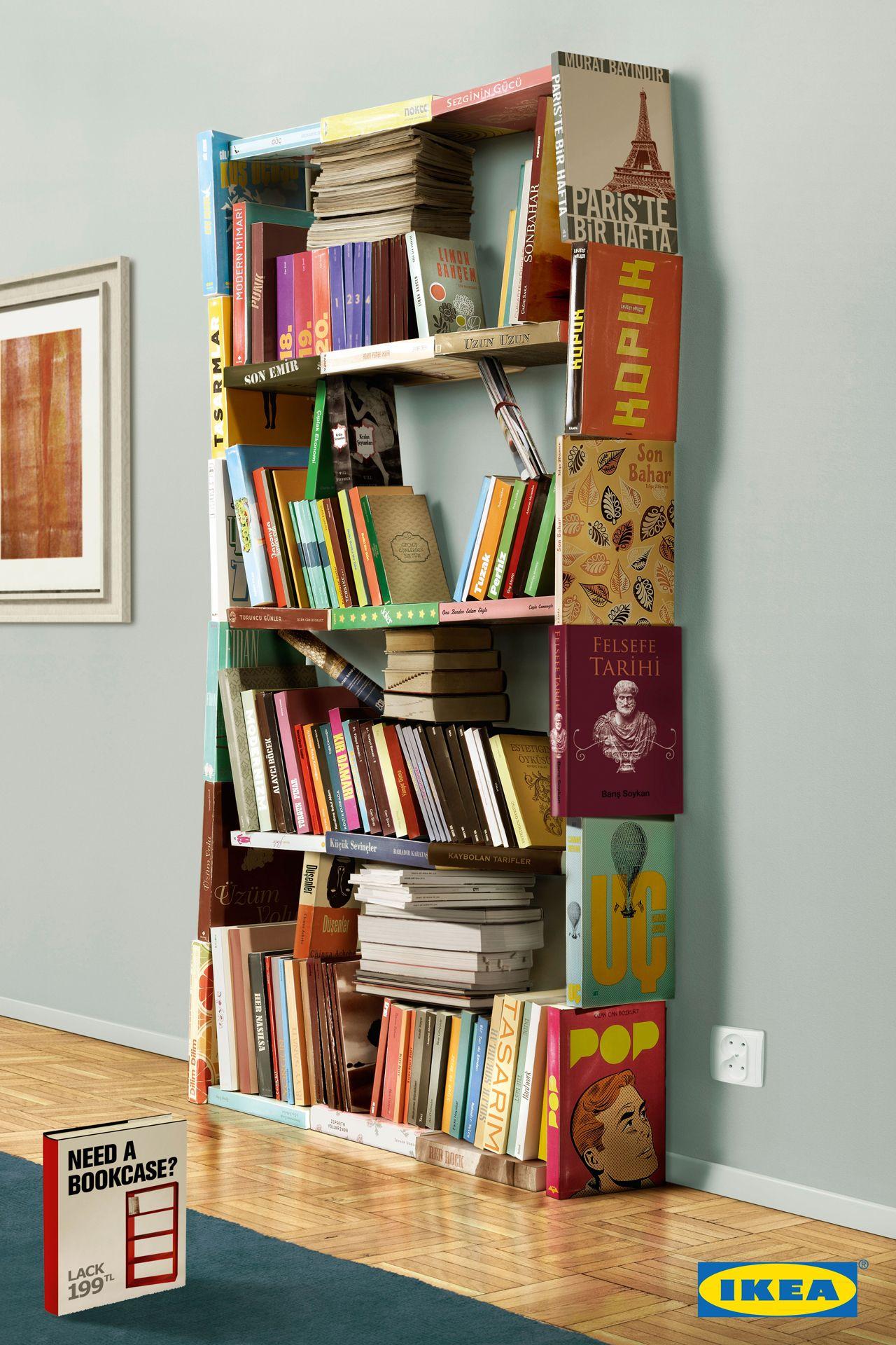Креативные полки для книг :: nash homer - design your life.