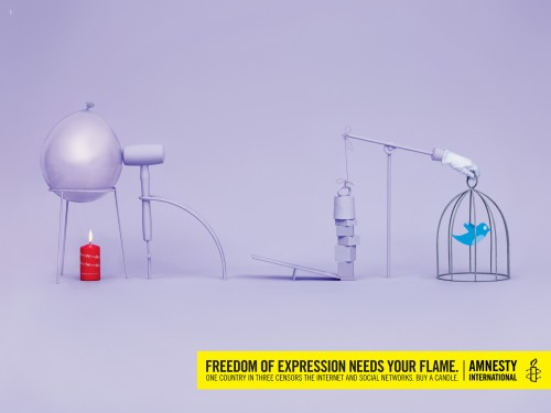 Amnesty International: Freedom Of Expression