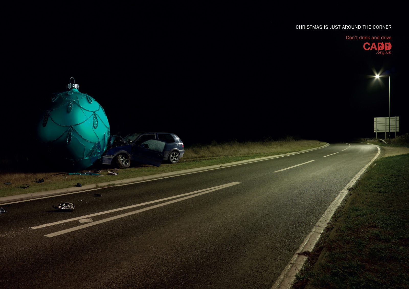 Campaign-Against-Drinking-and-Driving-(CADD)-Bauble-justcreativeads ...