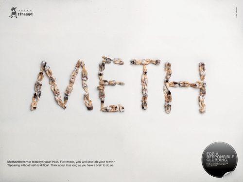 Industrial Strange Clubwear: METH