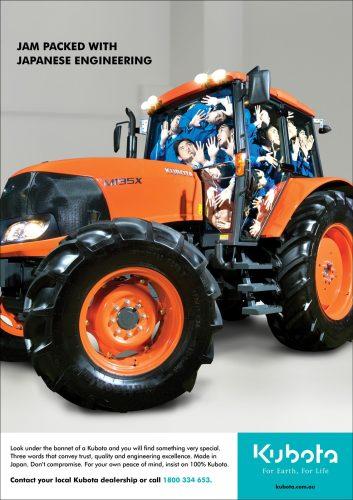 Kubota Tractors Australia