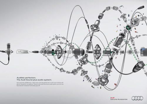Audi Sound plus
