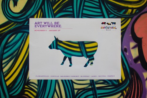 CowParade Santa Catarina: Art Will Be Everywhere