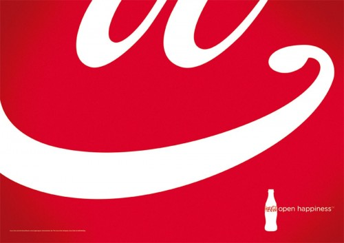 Coca-Cola Open Happiness
