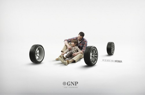 GNP Car Insurance: Sedan, Hatchback