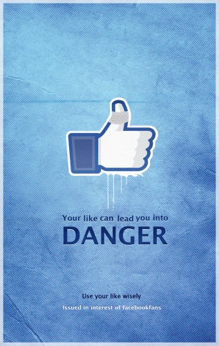 Facebook: Feelings, Riot, Danger