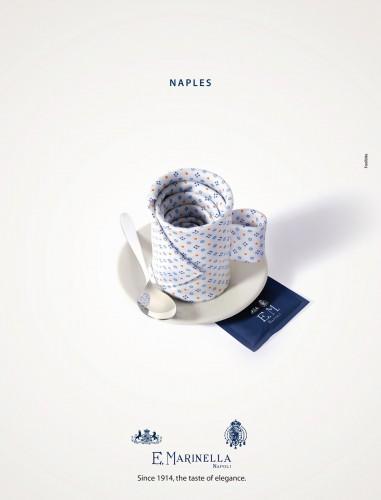Marinella Ties: Lugano, Milan, Naples, London, Tokyo, Paris