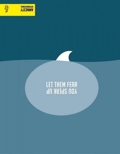 Amnesty International: Shark
