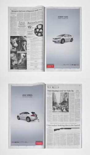 Toyota: Recto-Verso
