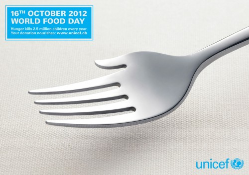 Unicef: World food day
