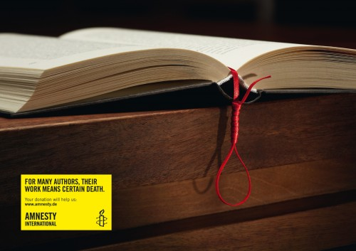 Amnesty International: Gallows