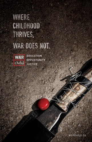 War Child: Gun, Grenade, Machete
