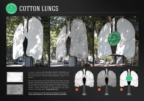 MK Mountain Resort: Cotton lungs