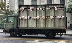 Banksy: The Sirens Of The Lambs