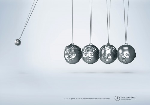Mercedes-Benz: Balls