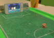 Giraffas Restaurant: The Goal Screen