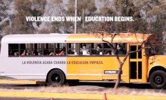 Non Violence: Violence ends when education begins