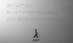 Unión Nacional de Ciegos del Perú UNCP (National Blind Unit of Perú): The First Post in Braille