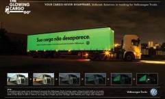 Volksnet / Volkswagen Trucks Tracking System: The Glowing Cargo