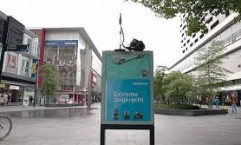 Samsung: Advertising with extreme suction power
