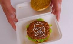 Hellmann's: Burger selfies