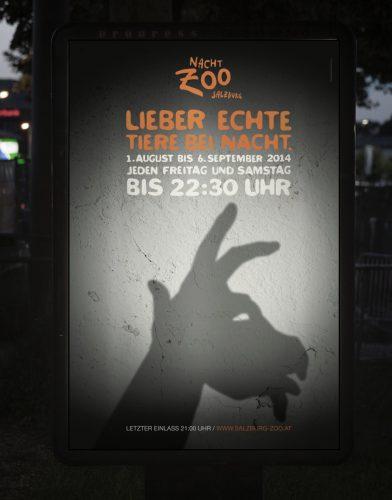 Night Zoo Salzburg: Alligator, Ostrich, Goat, Jaguar