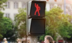 Smart: Dancing Traffic Light