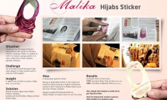 Malika Hijabs: Hijab It On
