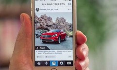 Mercedes-Benz: The Instagram Car Builder