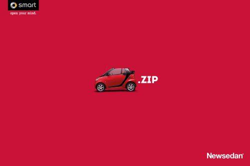 Mercedes-Benz Smart: Smart zip