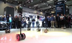 Mazda: Robots