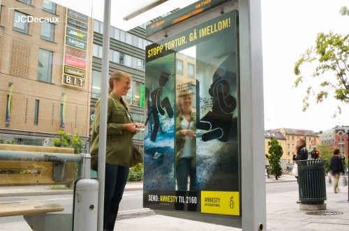 Amnesty International: Stop torture