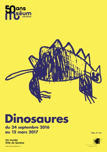 Museum of Natural History Geneva: Dinosaures