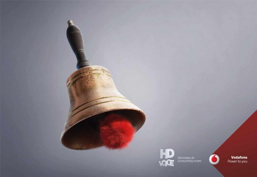 Vodafone: HD Voice