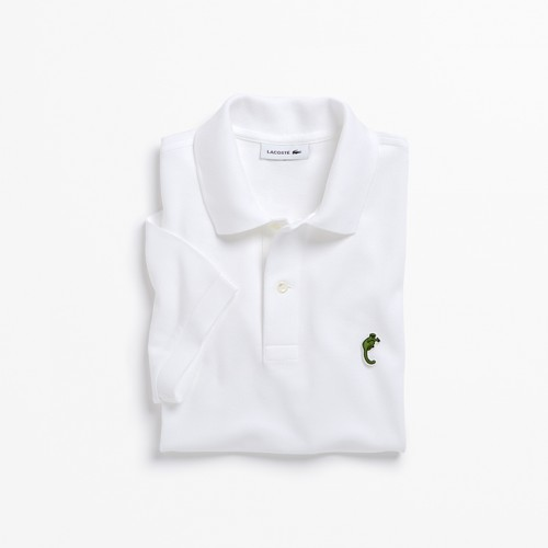 Lacoste swaps famous crocodile logo for ten endangered species