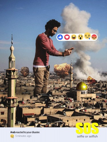 Arab Reaction to their Brothers in Syria Selfie or Selfish