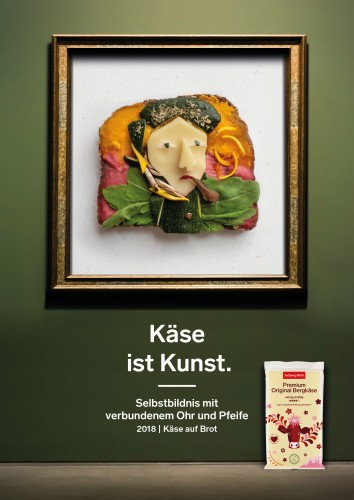 SalzburgMilch: Cheese is Art