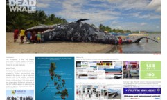Greenpeace: Dead Whale