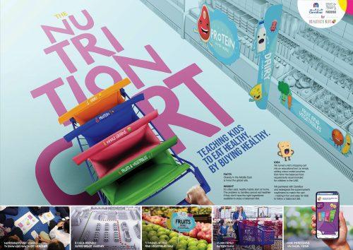 Nestle: Nutrition Cart