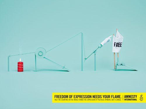 Amnesty International: Freedom Of Expression