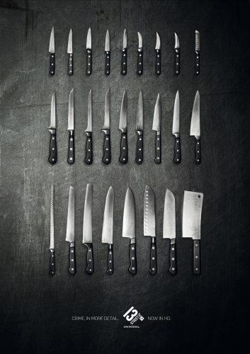 13th Street: Spyholes, Bullets, Knives