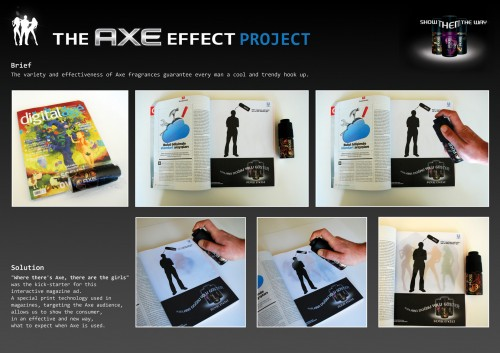 Axe: Effect Project