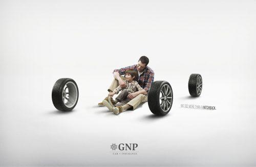 GNP Car Insurance: Sedan, Hatchback