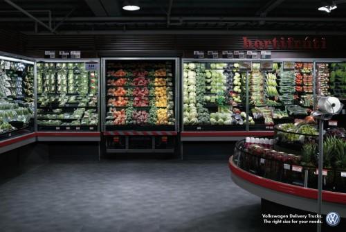 Volkswagen Trucks: Supermarket