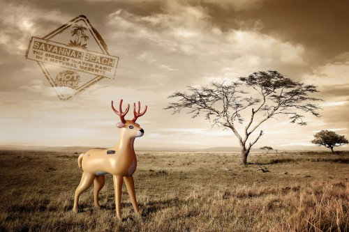 Hot Park: Wolf, Deer, Jaguar