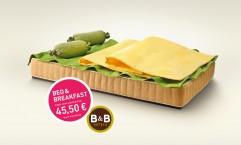 B&B Hotels: Sandwich