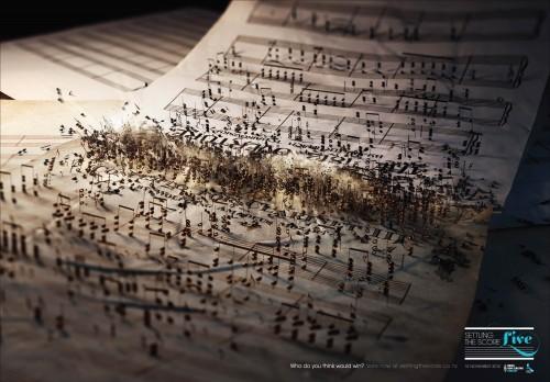 Radio New Zealand Concert: Musical Battle