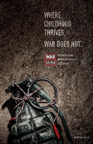 War Child: Gun, Grenade, Machete